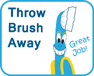Throw Brush Away